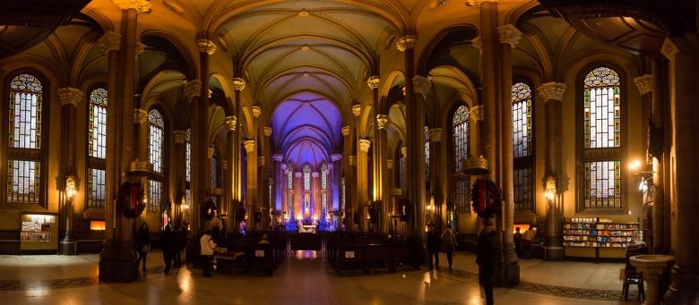 St.-Antuan-Katolik-Kilisesi-St-Antoine-Catholic-Church-Panorama-Taksim-Istanbul-Photograph-Bulent-Ozalp-2