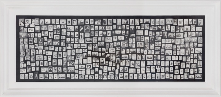 Tunca, 'Untitled', 2016, Charcoal And Airbrush On Acid Free Paper, 110 X 280 cm.jpg
